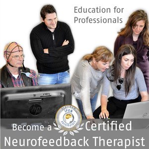 Become a certified EEG Neurofeedback Therapist IFEN